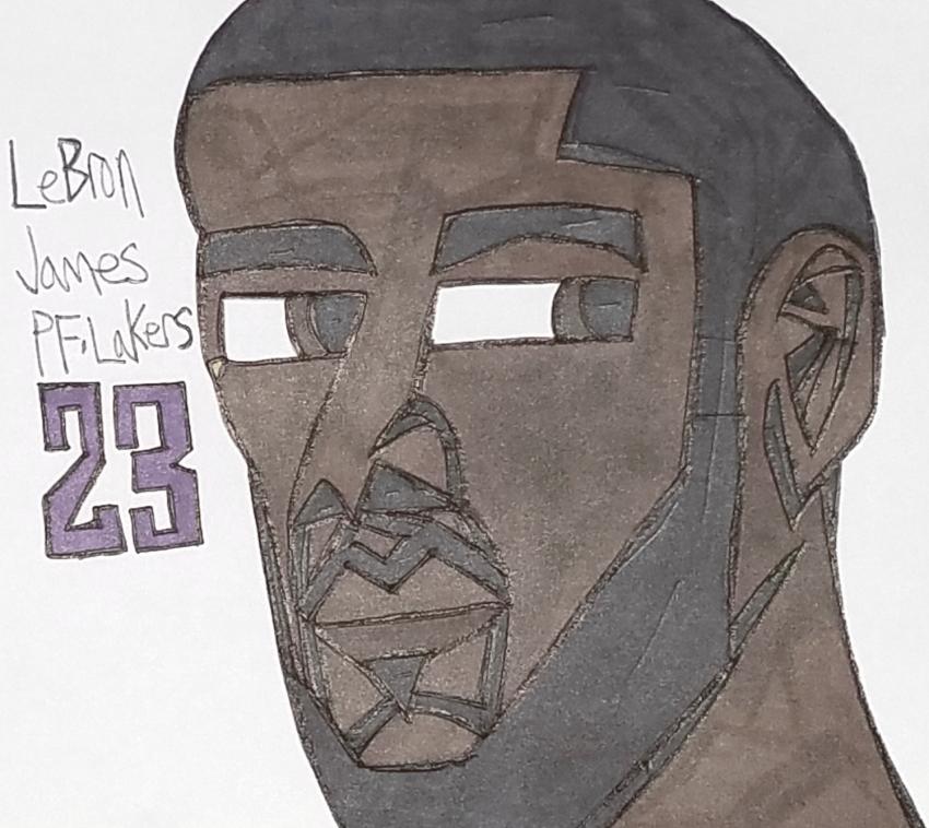LeBron James por armattock